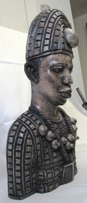 asoro warrior, african mask, home decor